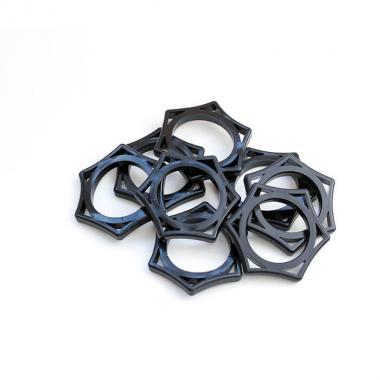 Кольцо для микрофона KoolTone RS34, черный