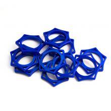 Кольцо для микрофона KoolTone RS34, синий