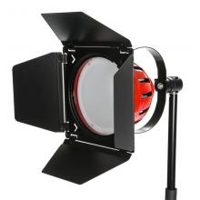 Светодиодный осветитель со шторками Fancier FL-007