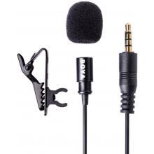 Петличный микрофон Boya BY-LM10 для iPhone/iPad