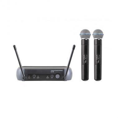 Радиосистема вокальная B&G EU-48A