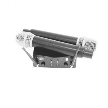 Вокальная радиосистема двойная LAudio PRO2-M