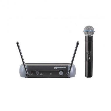 Радиосистема вокальная B&G EU-45A