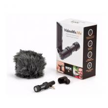 Компактный кардиоидный микрофон RODE VideoMic ME