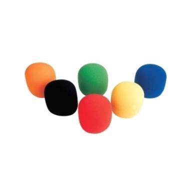 Набор цветных ветрозащит Roxtone MF35 Colourful