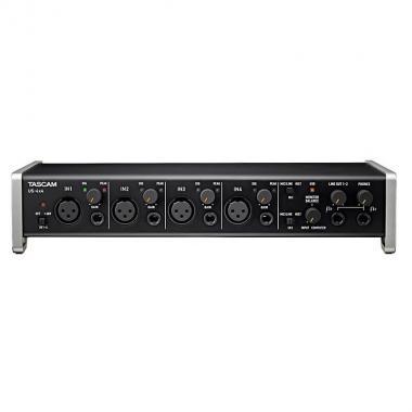 Аудио интерфейс Tascam US-4x4 USB