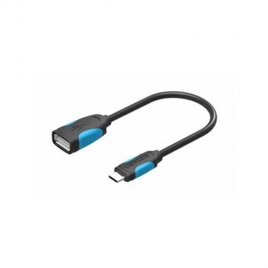Адаптер-переходник OTG USB 2.0 Vention VAS-A50-B010
