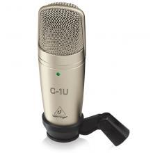 Конденсаторный USB микрофон Behringer C-1U