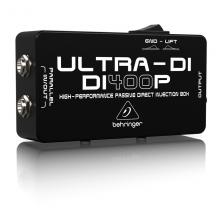 Пассивный DI-box Behringer DI400P