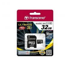 Флеш карта microSDHC Transcend TS32GUSDHC10U1 32GB