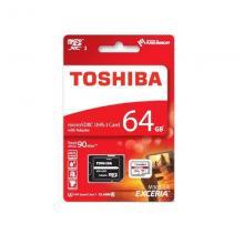Флеш карта microSDXC TOSHIBA M302 64GB