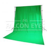 Зеленый фон 3х6 м Falcon Eyes FB-07 FB-3060