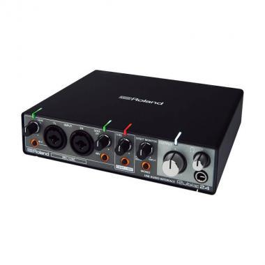 USB-аудиоинтерфейс 2х4 Roland Rubix24