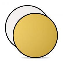 Отражатель серебро/золото Fujimi FJ701-110GS, 110 см