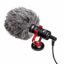 Накамерный микрофон Boya BY-MM1