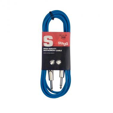 Гитарный кабель Stagg SGC3DL CBL
