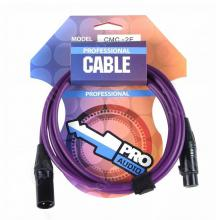 Микрофонный кабель ProAudio CMC-2E