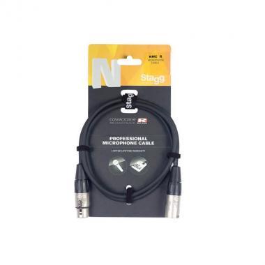 Микрофонный кабель Stagg NMC20R
