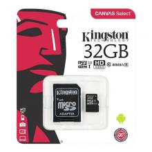 Флеш карта microSDHC Kingston SDCS/32GB