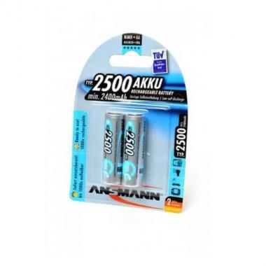 Аккумулятор AA 2500 mAh Ansmann 5035432, 2 шт