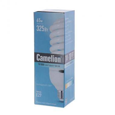 Лампа люминесцентная Camelion LH65-FS/842/E27