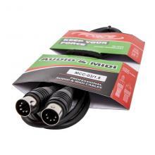 MIDI шнур Force MCC-03/1,5