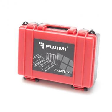 Кейс для батарей и карт памяти Fujimi FJ-BATBOX