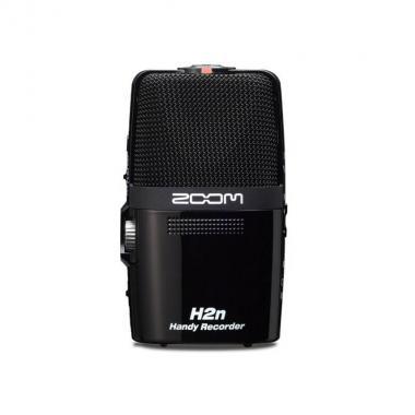 Ручной рекордер со стерео микрофоном Zoom H2n