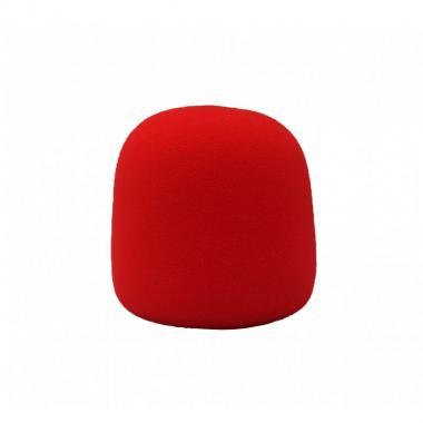 Ветрозащита Superlux S40RD, красный