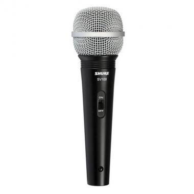 Вокально-речевой микрофон Shure SV100-A