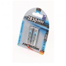 Аккумулятор AA 2850 mAh Ansmann 5035202-RU, 2 шт