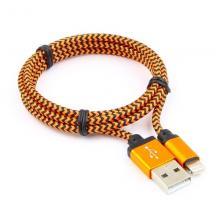 Кабель USB/Lightning Cablexpert CC-ApUSB2oe1m, 1 м