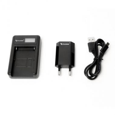 Зарядное USB устройство Fujimi UNC-E17