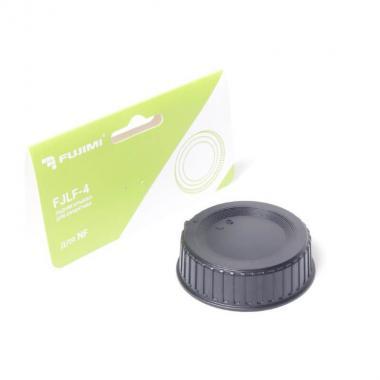 Задняя крышка объектива Fujimi FJLF-4 для Nikon NF
