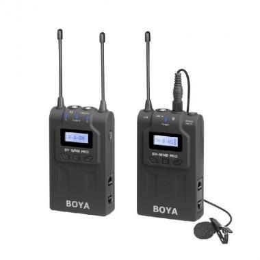 Двухканальная радиосистема Boya BY-WM8 Pro-K1