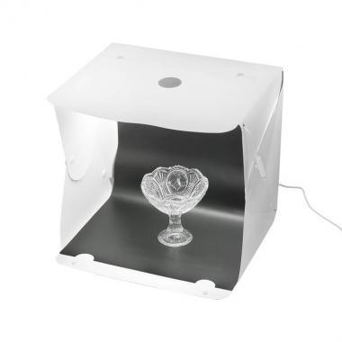 Куб с подсветкой Falcon Eyes Macro Cube 40 LED