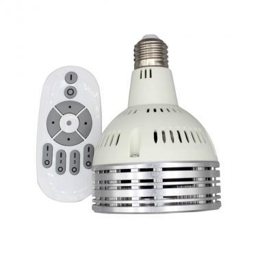 Лампа светодиодная с пультом Grifon LED LFV-Q60WS