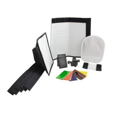 Комплект для накамерных фотовспышек Grifon SA-K6