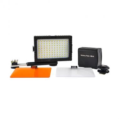 LED-осветитель Grifon DV-96V-K для фотокамеры
