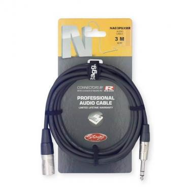 Аудио кабель Stagg NAC3PSXMR