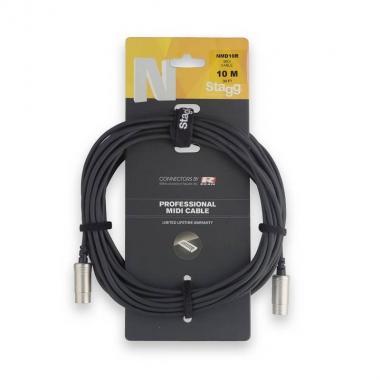 MIDI кабель Stagg NMD10R