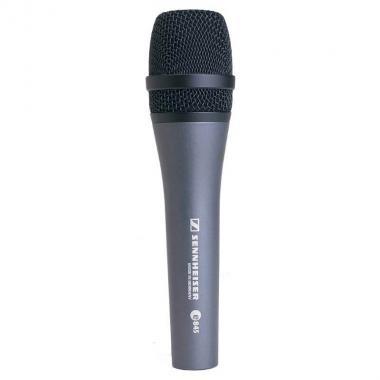 Динамический вокальный микрофон Sennheiser E845