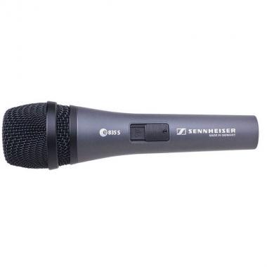 Динамический вокальный микрофон Sennheiser E835 S