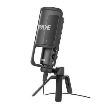 USB конденсаторный микрофон RODE NT-USB