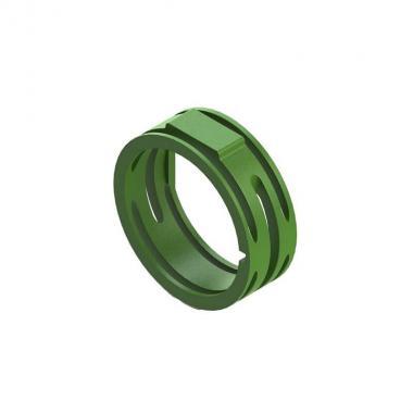Кольцо для XLR-разьемов Roxtone XR-GN, зеленый