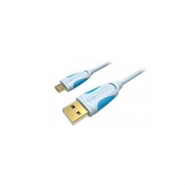 Кабель USB AM/microUSB Vention VAS-A04-S025