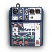 Микшерный пульт с USB Soundcraft Notepad-5