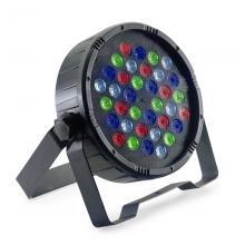 Плоский RGB ECOPAR прожектор Stagg SLI-ECOPAR36-2
