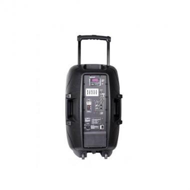 Акустическая система с аккумулятором Leem PR-15HR