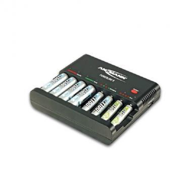 Зарядное устройство Ansmann Powerline 8
